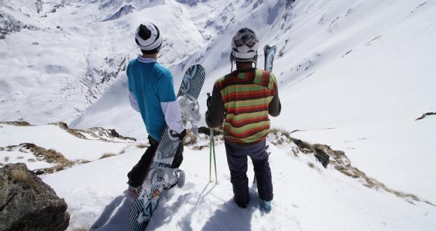 Los franceses rompen el mito: esquiar no es caro
