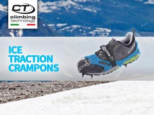 Nuevos crampones ice traction de Climbing Technology