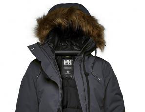 Llega la nueva Parka Svalbard de HH, ideal para la mujer aventurera y urbanita