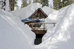 Ranking de las 10 estaciones de esquí donde más nieva de Estados Unidos