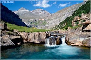 3 formas singulares de adentrarse en el Parque Nacional de Ordesa y el Monte Perdido