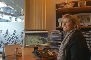 "Wilma H. directora de Marketing de St. Anton: ""Ser el mayor dominio de Austria es un gran reclamo"""
