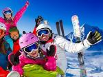 Cinco destinos y cinco fechas para esquiar con toda la familia este invierno