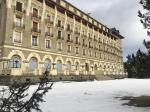 El Grand Hotel, los orígenes de Font-Romeu como estación de esquí