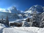 Gourette, uno de los entornos de esquí más bellos del Pirineo francés