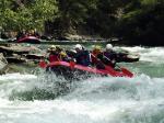 El deshielo convierte las comarcas de Lleida en la capital del turismo activo y de aventura