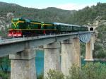 El Tren del Llacs, un recorrido al pasado por un paraje inigualable