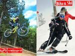 Hasta el 13 de septiembre consigue el forfait de temporada Bike & Ski Vallnord desde 376€