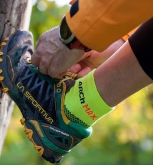 Linea Ungravity de Arch Max: productos ultraligeros para runners exigentes