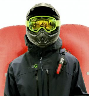 Jacket Jackson Avalanche Airbag