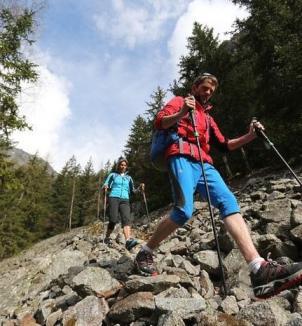 El Fast Hiking según Millet, más que una moda una tendencia