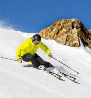 Gama Head Supershape ¡Un esquí increíble en pista!