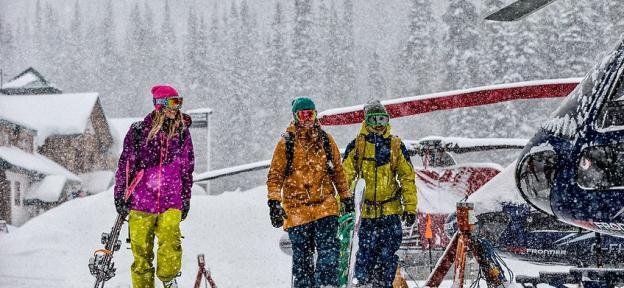 Una semana de Heliesquí con Last Frontier en Canadá