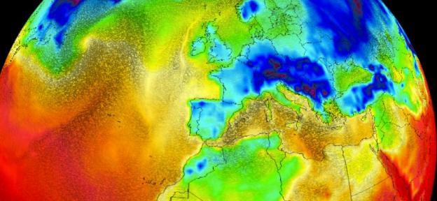 Previsión Meteo Fin de semana: Una Borrasca Mediterránea dejará nevadas de más de 50 cm