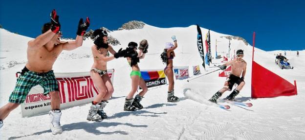 Las mejores estaciones para practicar el esquí de verano