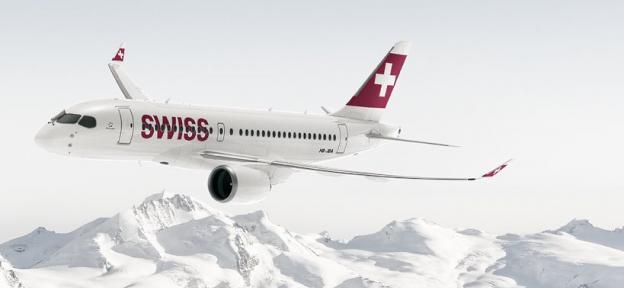 Volando a Ginebra en SWISS, las mejores estaciones de esquí de Europa, a tiro