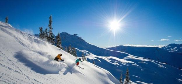 5º Aniversario Lugares de Nieve en Whistler & Blackcomb