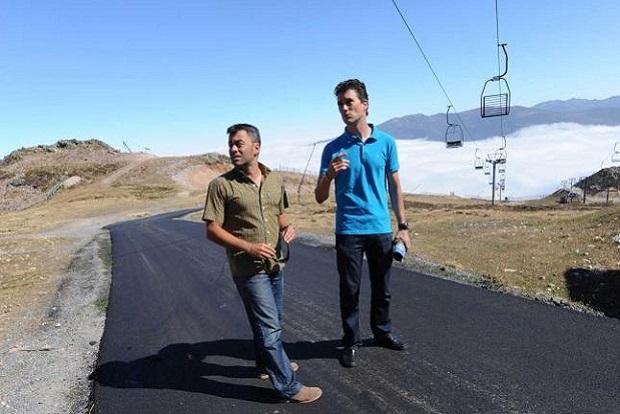 José Ramón Tuero y Felipe García Pertierra