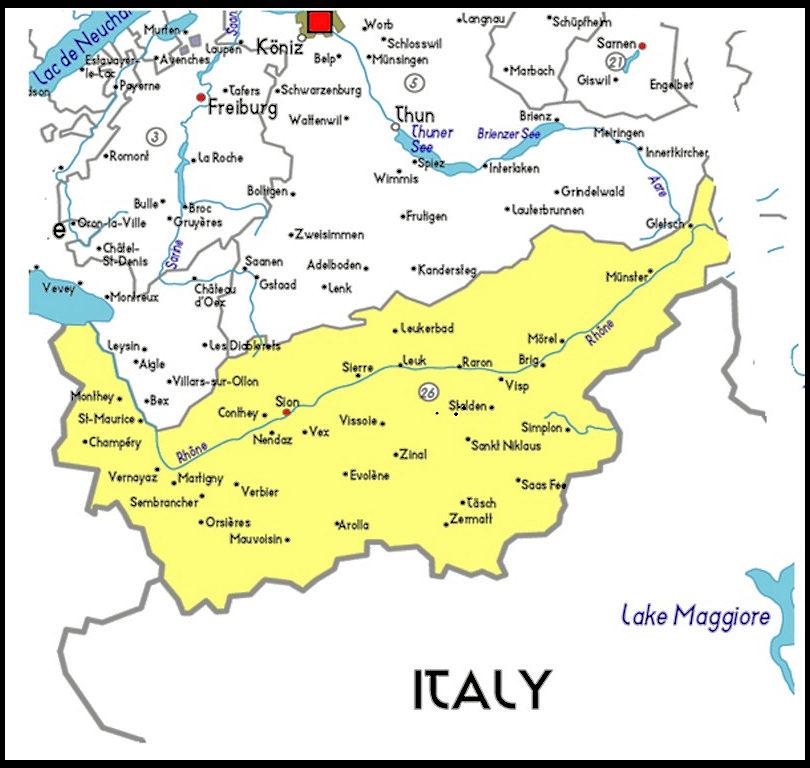 idiomas suiza: