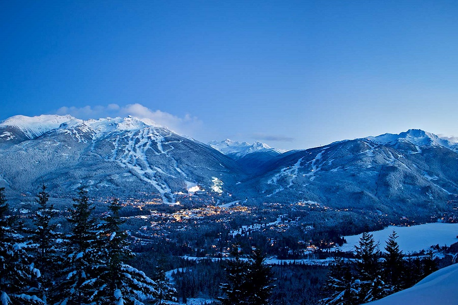 Whistler Blackcomb. Foto David McColm