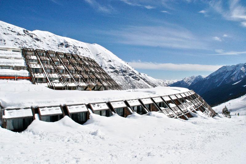 Piau Engaly, una estación con visión de futuro. Foto Gorka Oller.