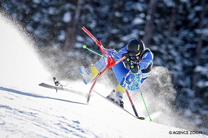 En el esquí se asumen riesgos, así que un buen seguro nos puede evitar muchos problemas Andreas Zampa/Ag. Zoom