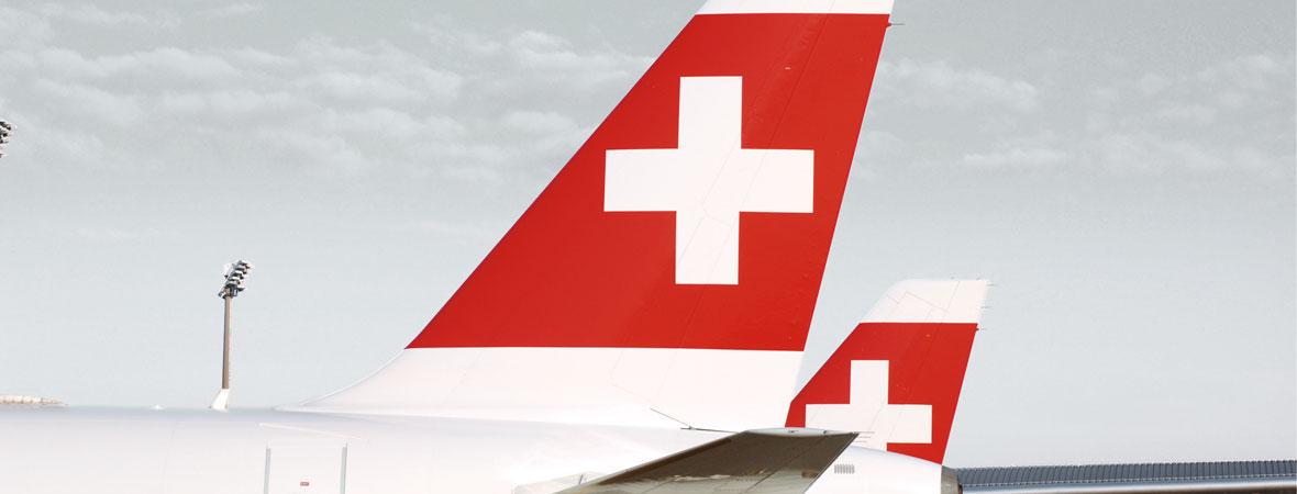 SWISS opera en España a 102 destinos en 46 países en todo el mundo