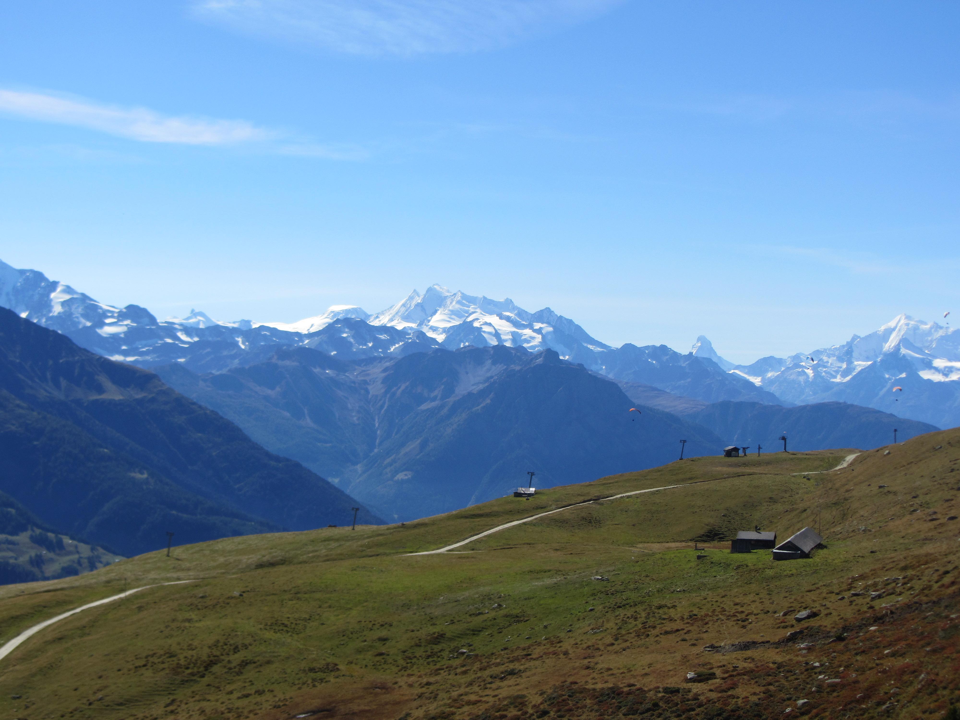 Matterhorn desde Aletscharena