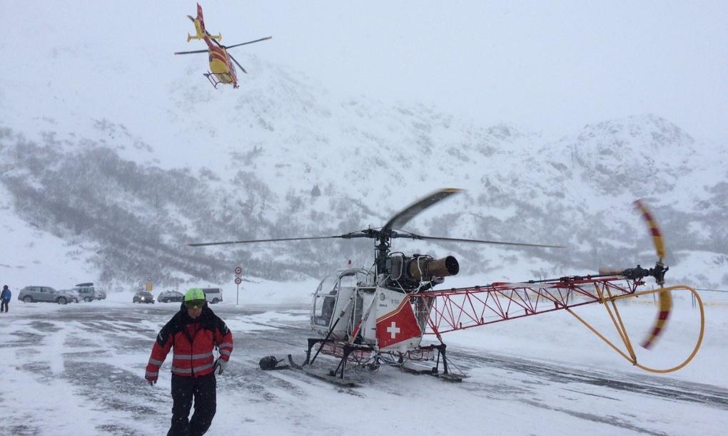 Muerte En La Montana Parte 5: 3 Esquiadores Italianos Muertos Por Un Gran Alud En Los
