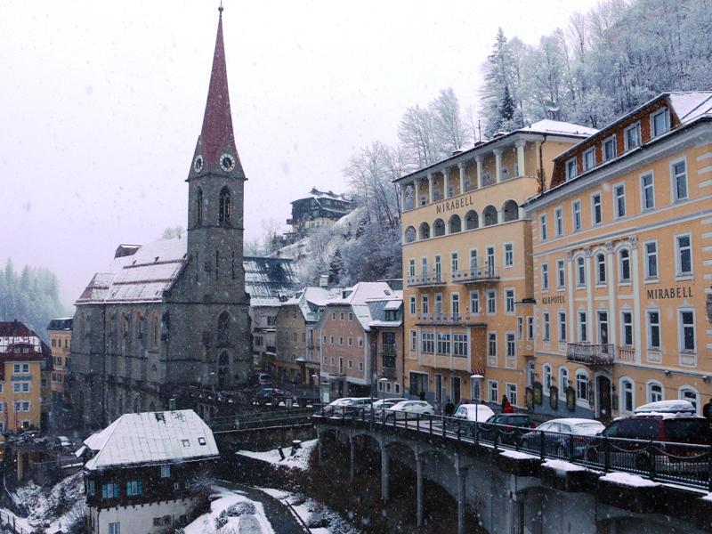 Iglesia de Bad Gastein