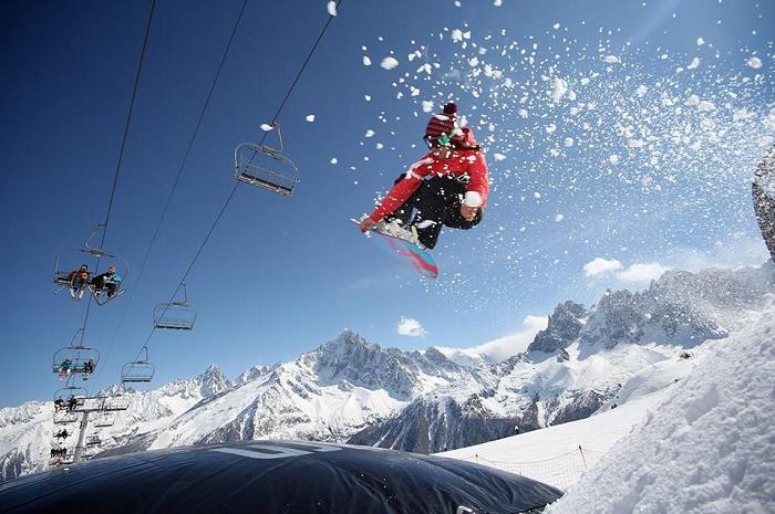 Practica los deportes de nieve con todas las garantías de disfrutar