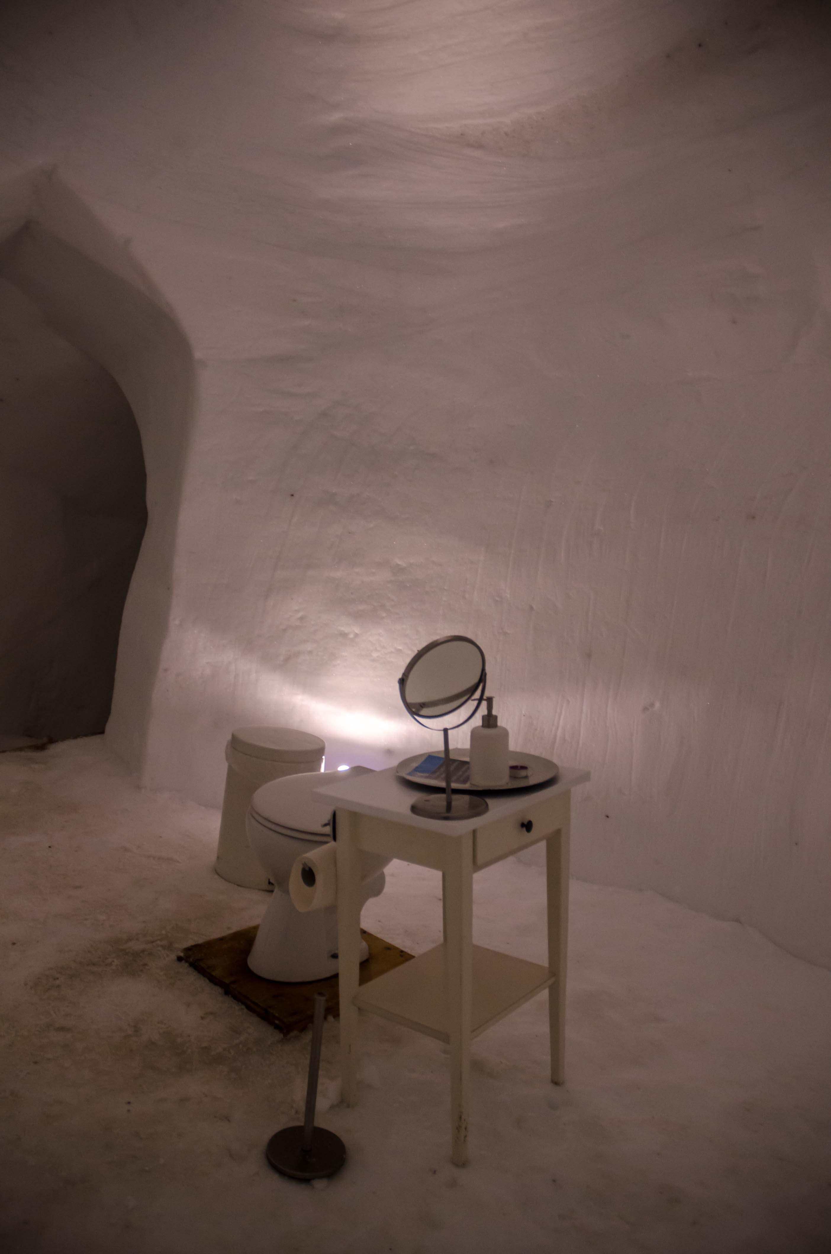 baño engelberg iglu