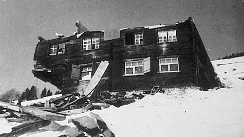 casa en blons destrozada