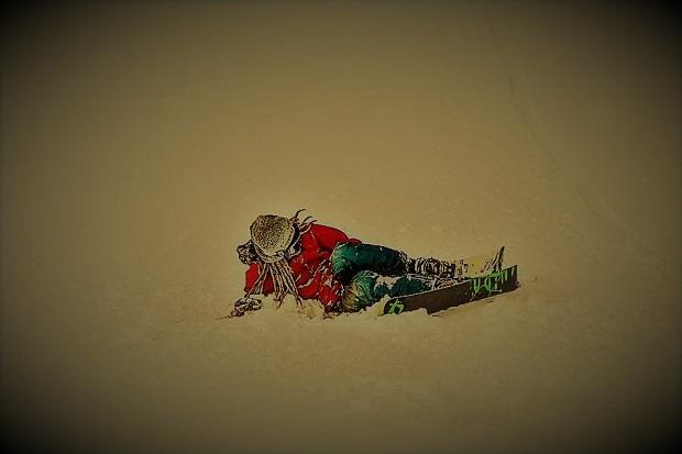 Las diferencias entre las lesiones del esquí y snowboard se encuentran principalmente en las fijaciones