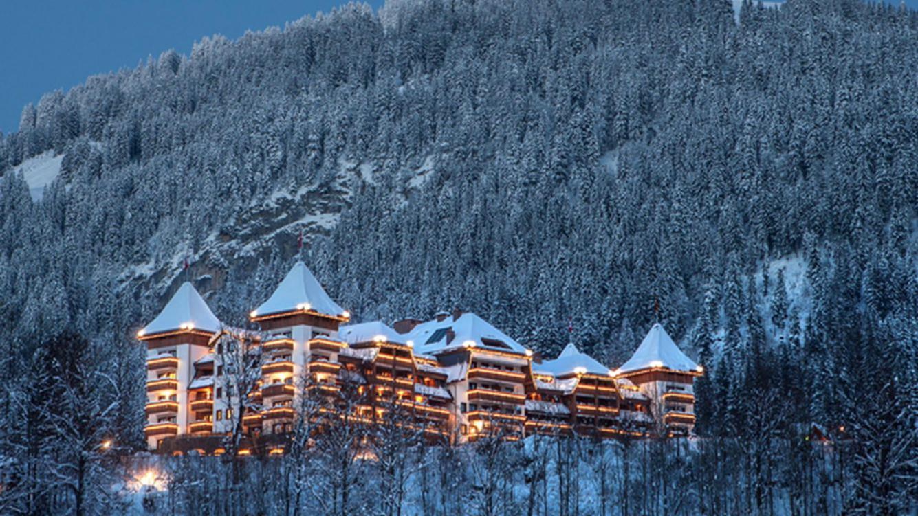 Hotel Alpina Gstaad