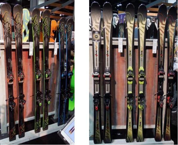 Exposición de esquí K2