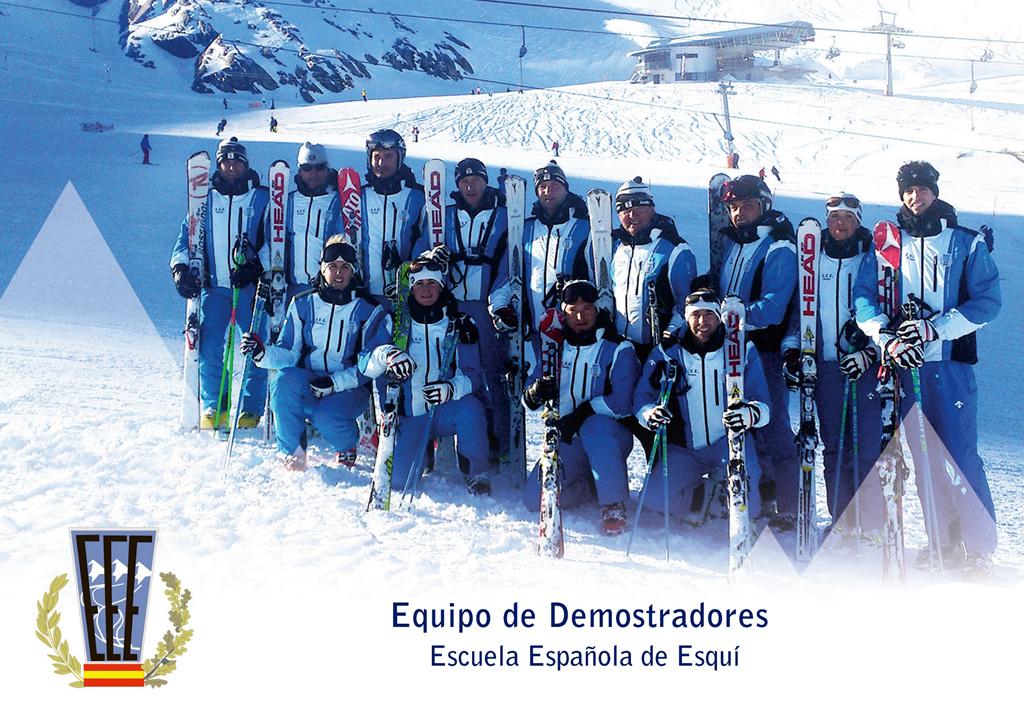 La Escuela Española de Esquí organiza un seminario para los profesionales de la nieve en Sierra Nevada | Lugares de Nieve