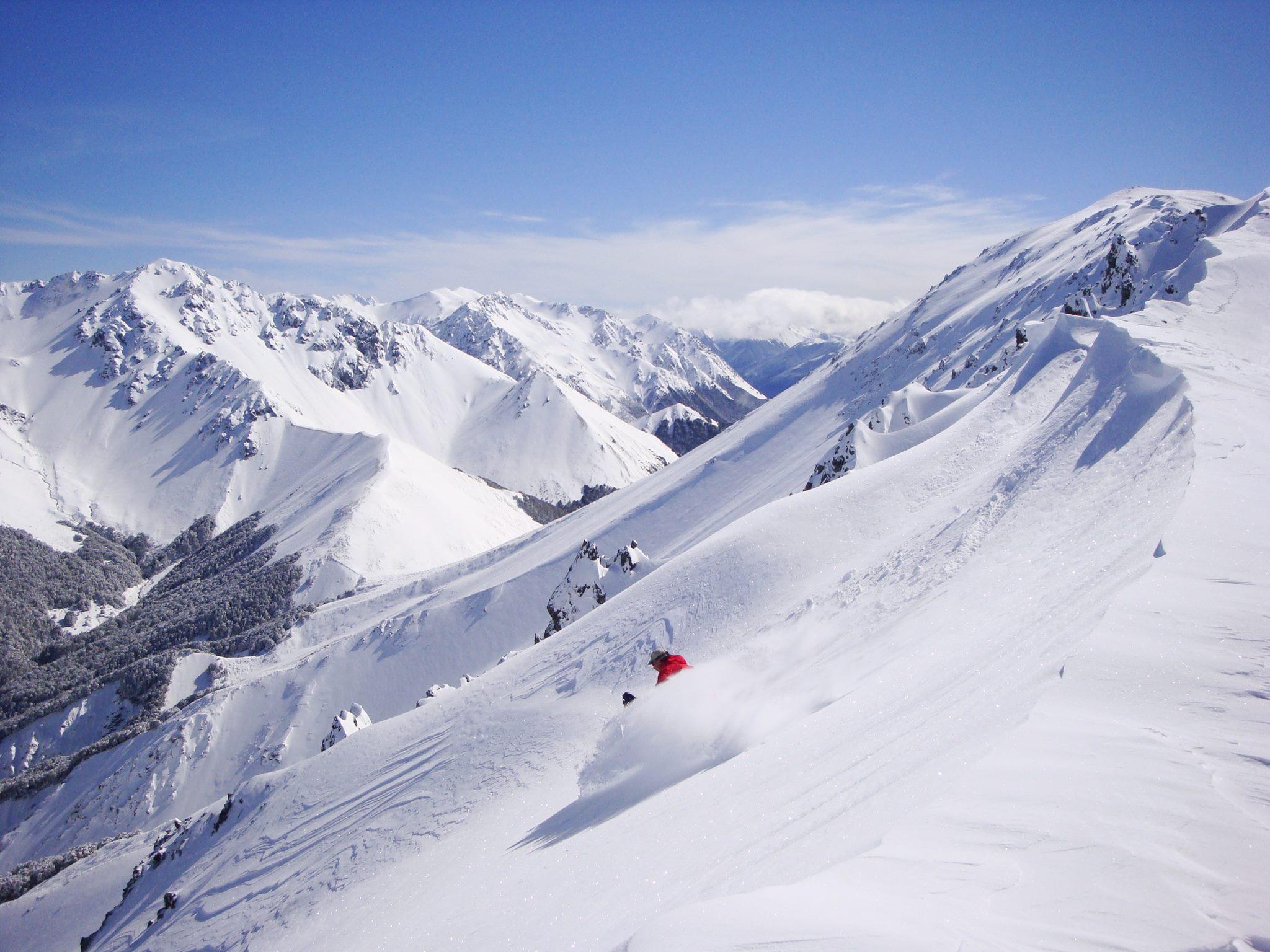 Broken River Ski Field