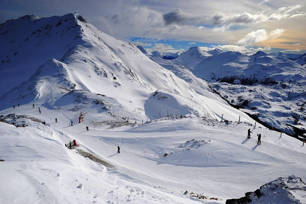 La Brecha en el Cerro Castor - Tierra del Fuego - Fin del mundo