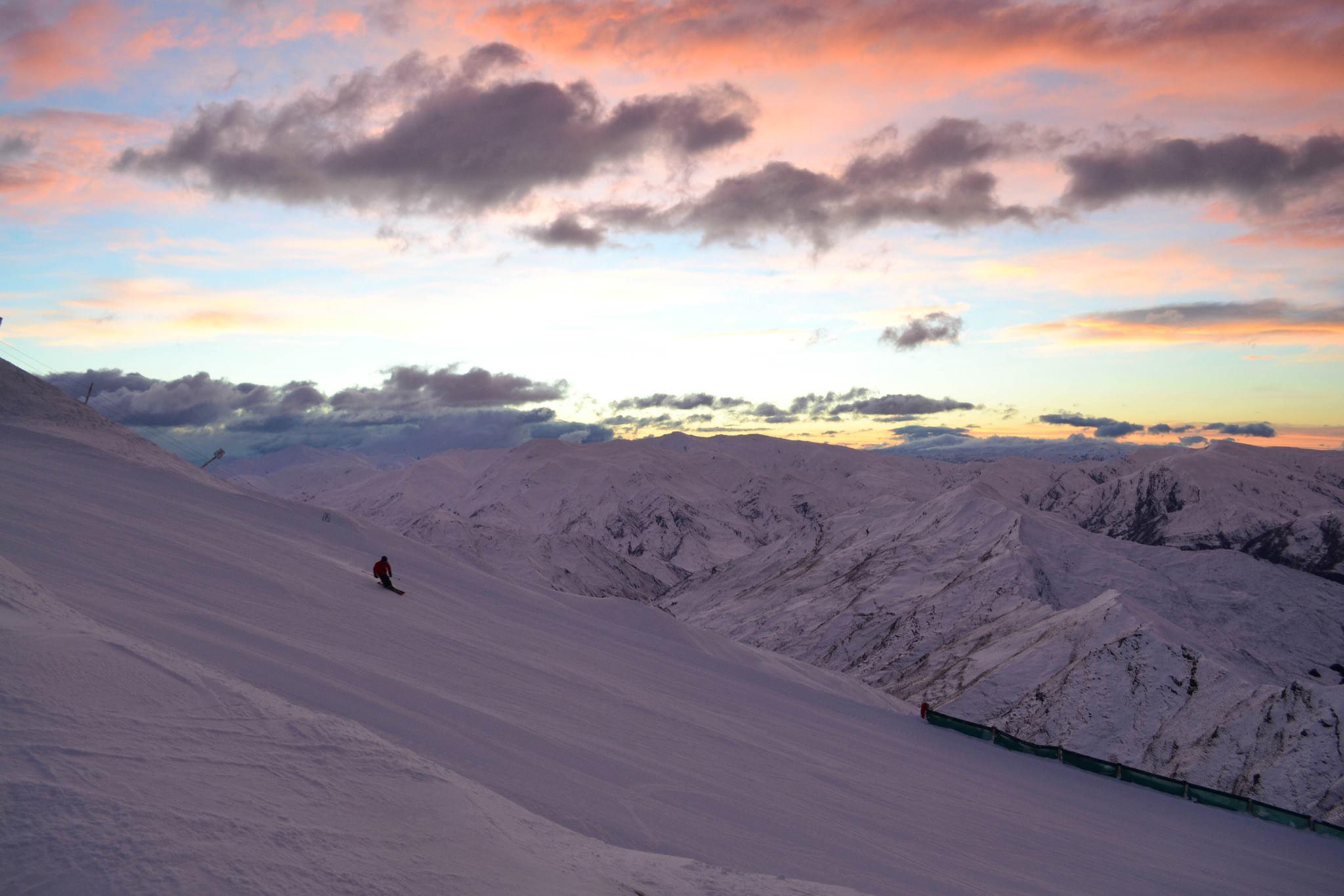Coronet-Peak-trail
