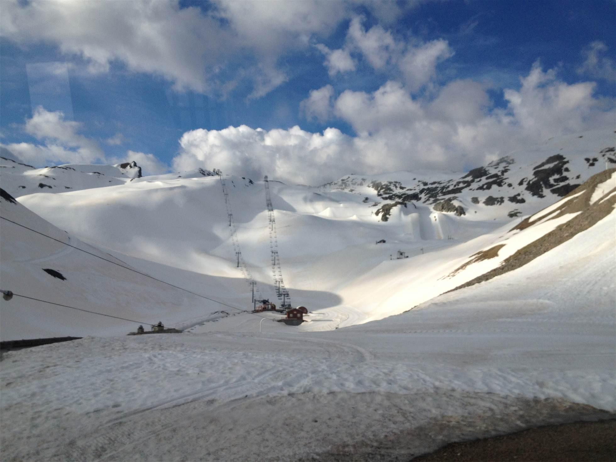 Les 2 Alpes verano / summer / été