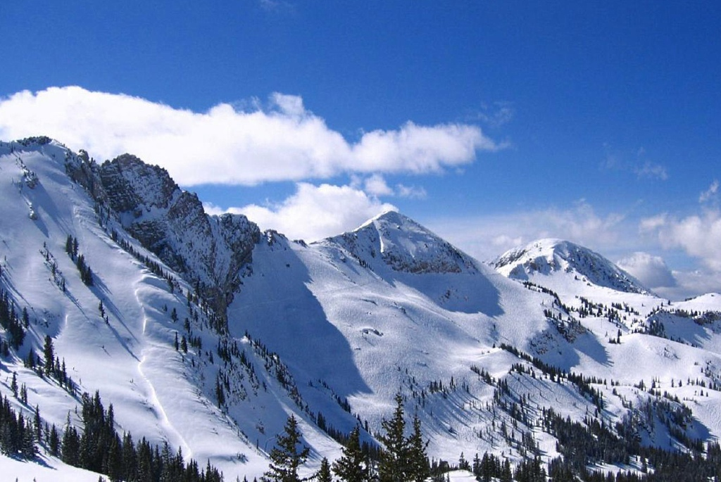 Alta en Utah