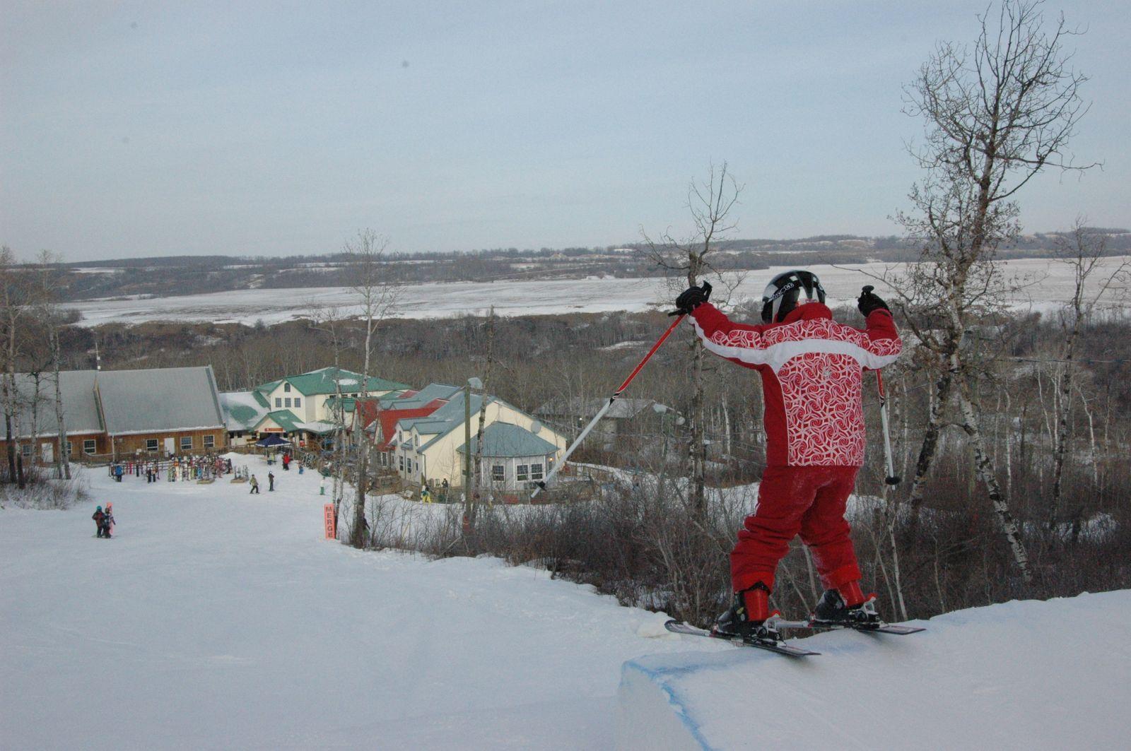 Asessipi Ski en Manitoba