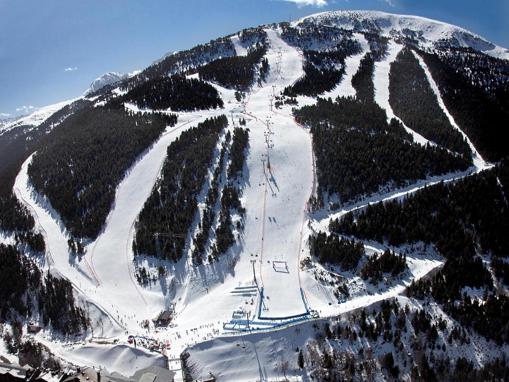 Imagen de la pista de competición Avet