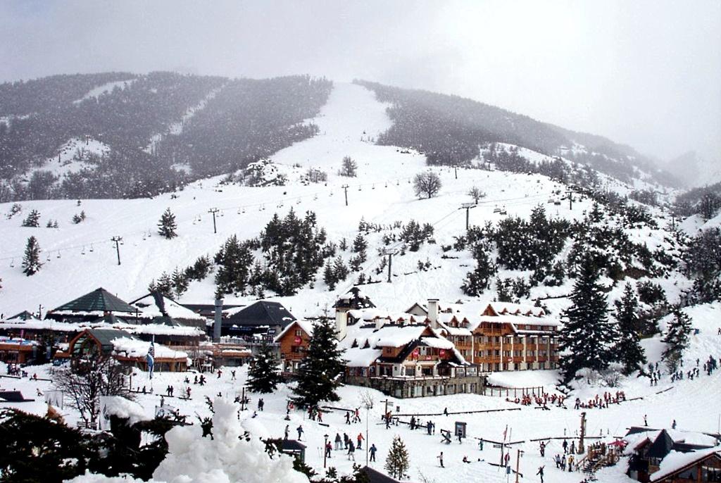 Imagen de la estación de esquí de Catedral, autor Le Dion