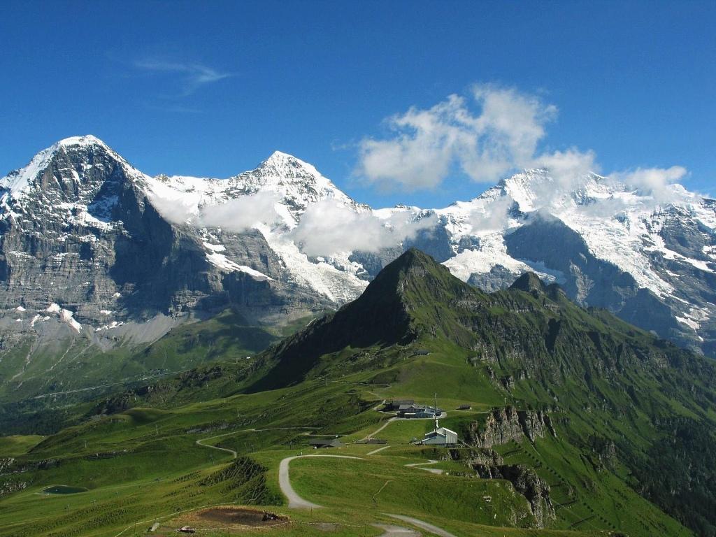 Vista del Eiger