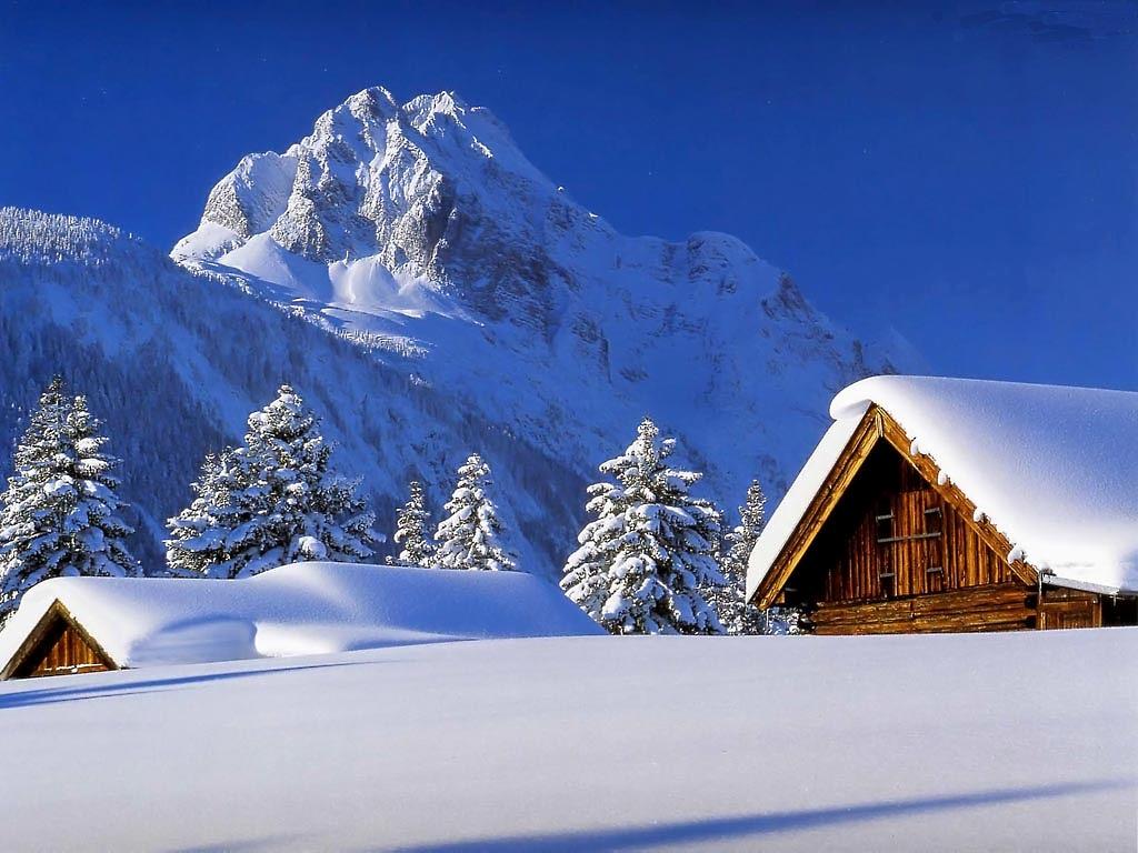 Panorama de Gerlos en invierno, Zillertal Arena
