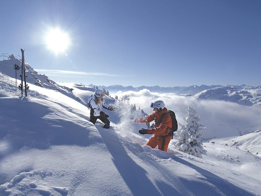 Día perfecto de esquí en Hochzillertal, Tirol