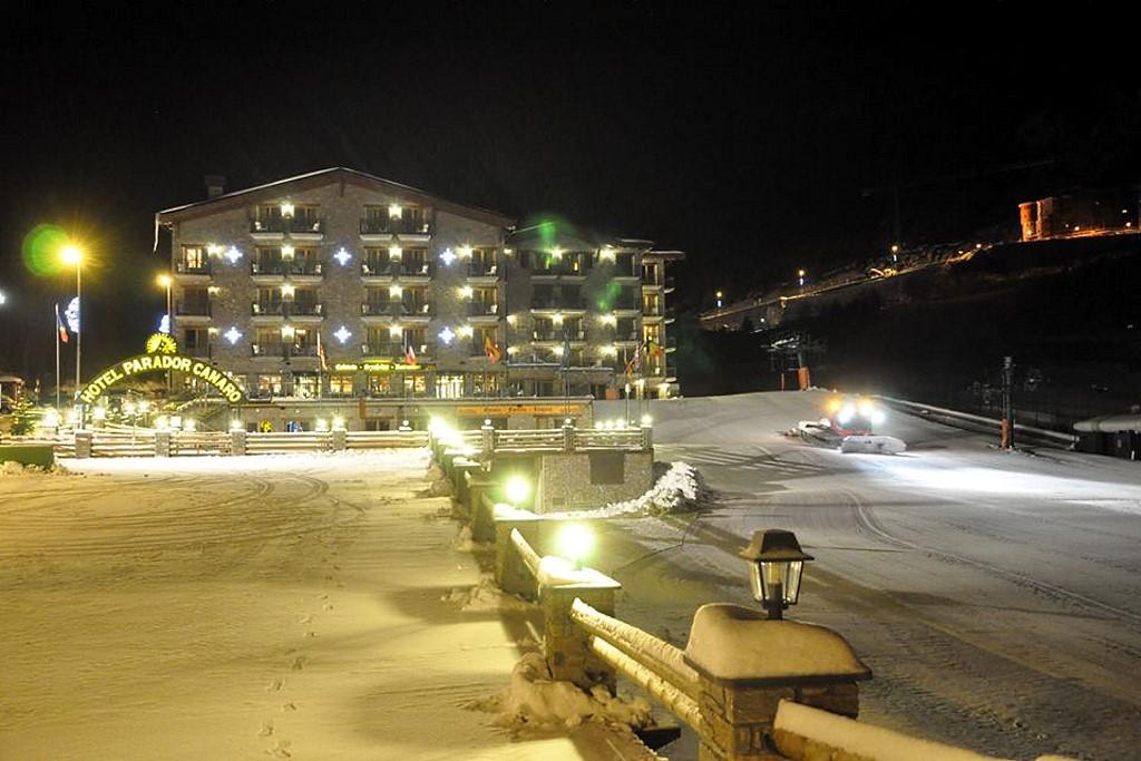Parador Canaro, fuente de la foto Hotel Parador Canaro