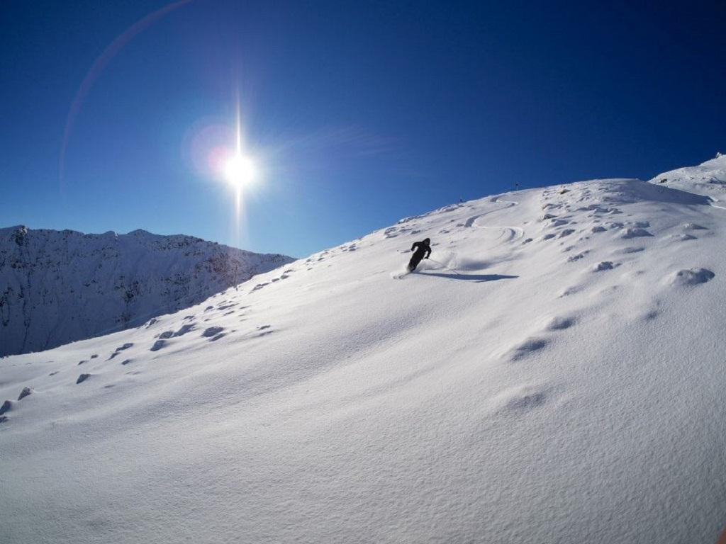Invincible Snowfields